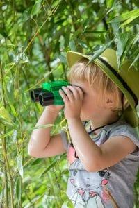 zooparc kinderfeestje expeditie